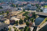W centrum Bydgoszczy powstaje Nowy Port - apartamenty z widokiem na Brdę [zdjęcia, wideo]