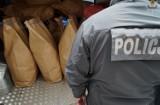 Pomorska policja w Walentynki przechwyciła ponad ćwierć tony narkotyków [ zdjęcia, wideo]