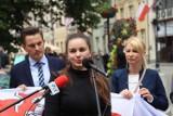Po bydgoskich i toruńskich protestach w sprawie Białorusi policja odpiera zarzuty