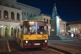Ikarusy w sylwestra wyjadą ponownie na ulice stolicy!