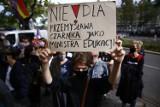 Strajk uczniów i studentów. Dziś domagają się dymisji Przemysława Czarnka z funkcji ministra edukacji i nauki