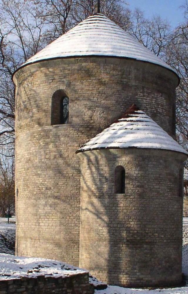 Rotunda św. Mikołaja w Cieszynie, jeden z symboli Śląska Cieszyńskiego