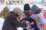 Finał WOŚP w Kaliszu. Około dwustu wolontariuszy kwestuje na ulicach miasta. ZDJĘCIA