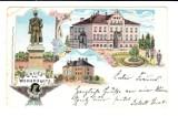 Wągrowiec na dawnych pocztówkach. Jak przedstawiano miasto?