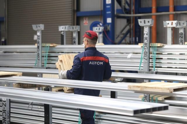 Jest nowy dyrektor zarządzający Alstom