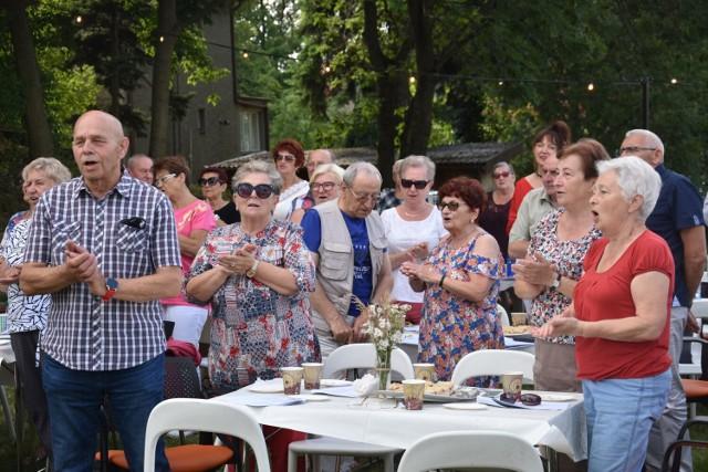 Seniorzy bawili się na biesiadzie Śremskiego Ośrodka Kultury