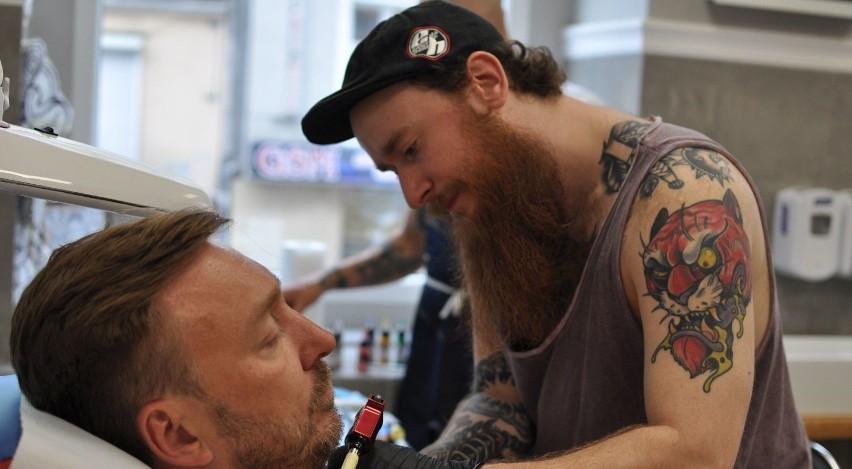 Jakub Letki Ktoś Kto Ma Tatuaż Nie Może Być Normalny