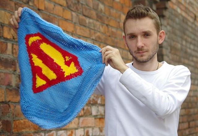Odzyskaliśmy tarczę Supermana dla Syrenki!