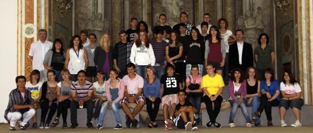 Młodzież miała okazję podziwiać najpiękniejsze miejsca Hiszpanii