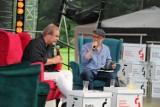 Chris Niedenthal odwiedził festiwal w Szczebrzeszynie. Niebawem wystąpi Lech Janerka, a o najnowszej książce opowie Andrzej Stasiuk