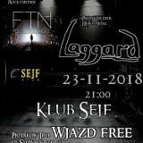 Rockowy piątek w klubie Sejf w Piotrkowie. Wystąpią Follow The Noise i Laggard