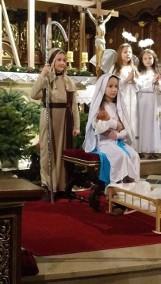 AKTYWNIE: Jasełka dla Babć i Dziadków w Bazylice Mniejszej w Krotoszynie [ZDJĘCIA]