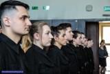 Oto nowi policjanci i policjantki z Dolnego Śląska. Zobaczcie zdjęcia