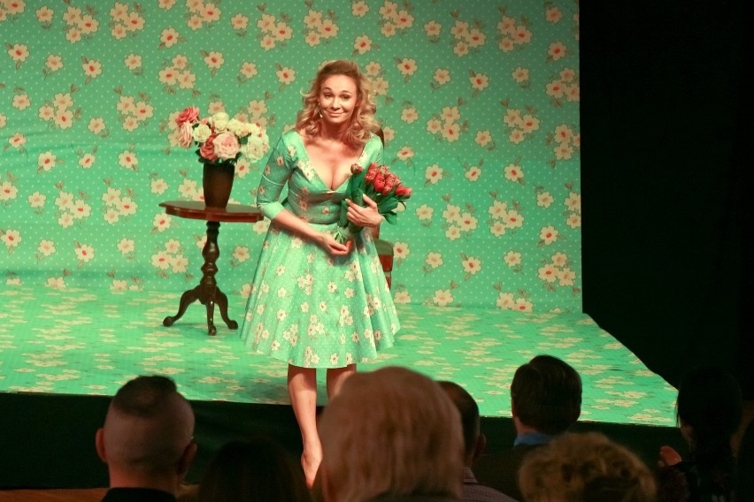 Sonia Bohosiewicz Zaprezentowała W Wieluniu Monodram Chodź