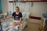Wypadek w Radlinie. Maja straciła nogę, ale chce normalnie żyć. Potrzebuje naszej pomocy