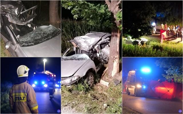 Śmiertelny wypadek w Sierzchowie