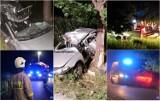 Śmiertelny wypadek - nie żyje kierowca, który w dniu tragedii stracił prawo jazdy za alkohol [zdjęcia]