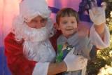 Mikołaj w Galerii nad Jeziorem w Koninie odwiedził najmłodszych [ZDJĘCIA]