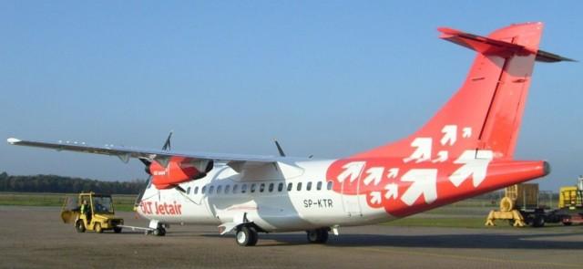 Od kwietnia będziemy mogli polecieć do Gdańska, a od maja do ...