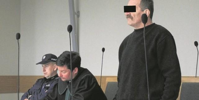 Oskarżony Józef S. w krakowskim sądzie