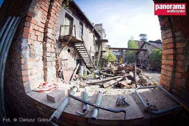 Stara Kopalnia w Wałbrzychu przed remontem. Unikalne zdjęcia naszego fotoreportera Dariusza Gdesza