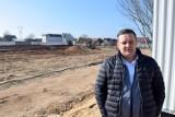 Ruszyła budowa osiedla Grabina przy alei Szajnowicza-Iwanowa w Kielcach. Koniec prac w drugiej połowie 2022 roku. Powstanie 137 mieszkań