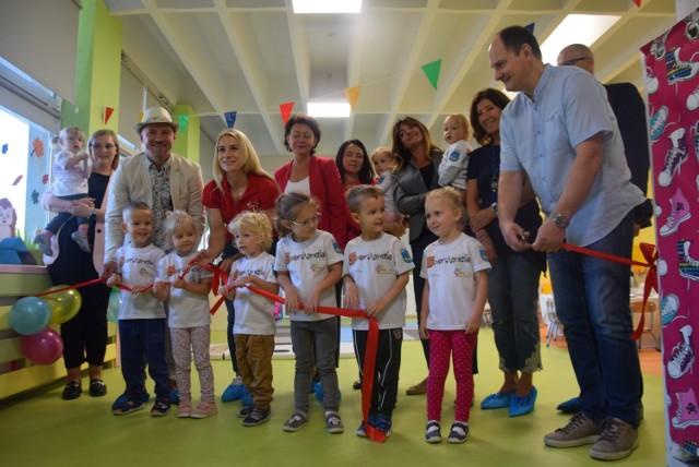 Otwarcie nowego przedszkola i żłobka SportArt w Tychach