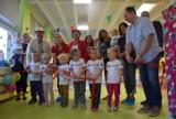 Karolina Naja i Ireneusz Krosny na otwarciu nowego żłobka i przedszkola ZDJĘCIA