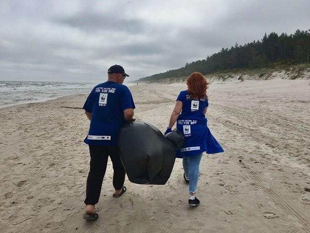 Bałtycka Odyseja - w sobotę 18 lipca 220 akcja oczyszczania plaż Półwyspu Helskiego - dołączysz?