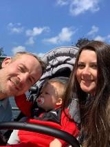 Rodzice toczą walkę z czasem. Potrzebują 9 milionów złotych na lek, aby uratować synka, który zmaga się z rdzeniowym zanikiem mięśni
