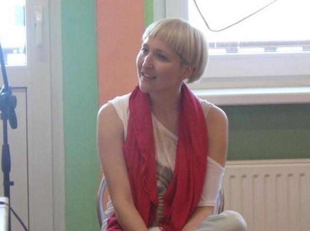 Warsztaty wokalne w Książu poprowadziła Magda Steczkowska. A potem był Przegląd Piosenki Pianissimo