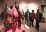Artyści z Kenii przyjechali do Akademii Sztuki w Szczecinie i zwiedzali muzeum