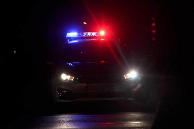 Pożar w okolicy Jeziora Radgoskiego. Strażacy podejrzewają, że to podpalenie. Na miejsce wezwano więc także Policję. (zdjęcie ilustracyjne).