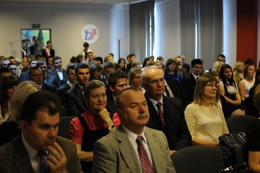 Śrem: zakończenie roku maturzystów w Zespole Szkół Politechnicznych [ZDJĘCIA]