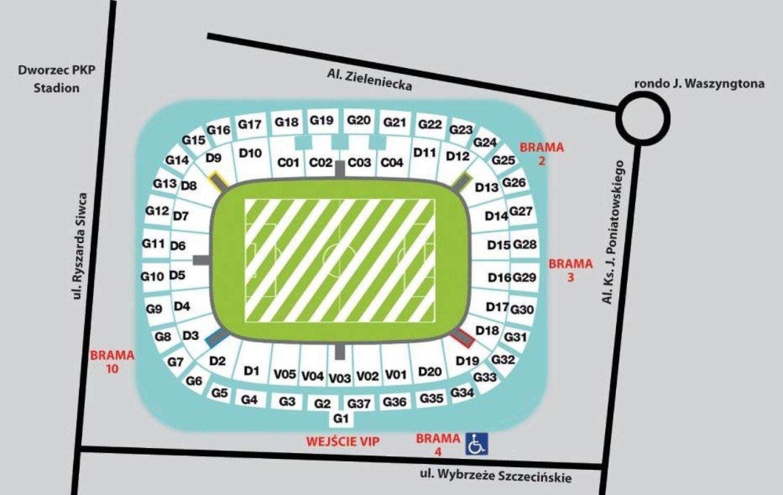 Mapa Stadionu Narodowego a456f07e89e