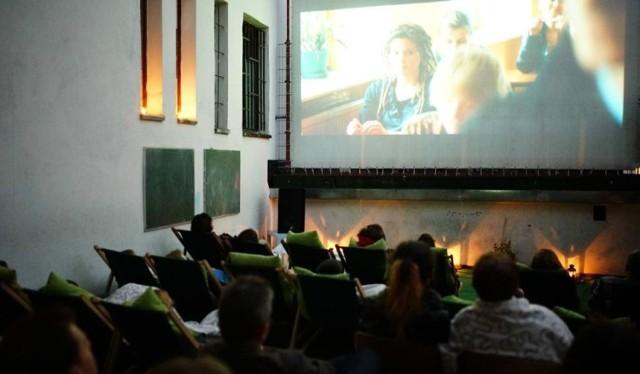 Kino letnie cieszy się w Krakowie dużą popularnością