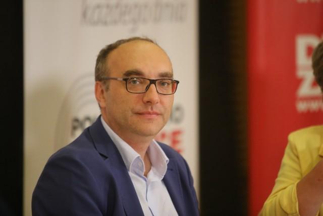 Prof. Jerzy Jaroszewicz o trzeciej fali pandemii: Umierają coraz młodsi ludzie