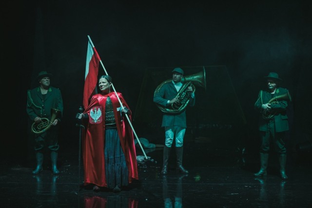 """""""Król potworów"""" Teatr Współczesny"""
