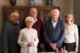Konrad Krzyśka skończył 96 lat. Nie zapomnieli o nim nauczyciele i byli uczniowie