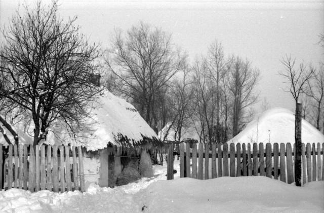 Zima sprzed 80 lat