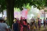 Święto kolorów Holi zawitało do Nowego Dworu Gdańskiego