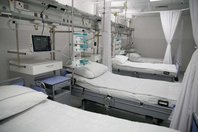 Topnieje liczba łóżek covidowych w krakowskich szpitalach