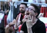 Wrocław. Zobacz zdjęcia kibiców podczas meczu Polska-Szwecja. Ale emocje!
