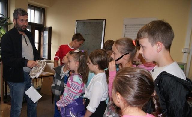 Policjanci z Brzegu spotkali się z dziećmi