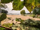 Jesień na plaży w Osiecznej. Warto się tam teraz wybrać