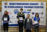 """Adrianna Pakieła z Lidera Amicusa """"ustrzeliła"""" dwa puchary w zawodach Balitic Cup i Amicus Cup w Łebie"""