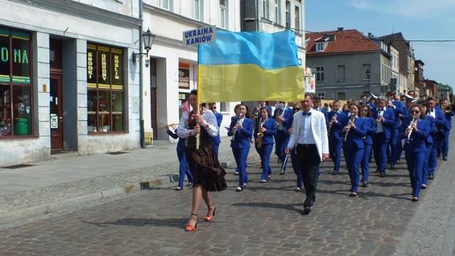 W maju, na Amatorskim Festiwalu Orkiestr Dętych w Chełmnie, wystąpiła liczna grupa kanowskich muzyków.
