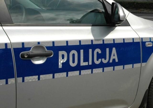 """Policjanci z Brzegu posumowali akcję """"Bezpieczny motocyklista""""."""