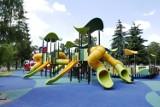 Ogromny plac zabaw w Pruszkowie otwarty. Powstało miejsce pełne atrakcji