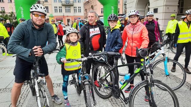 Rodzinny rajd rowerowy po aglomeracji kalisko-ostrowskiej